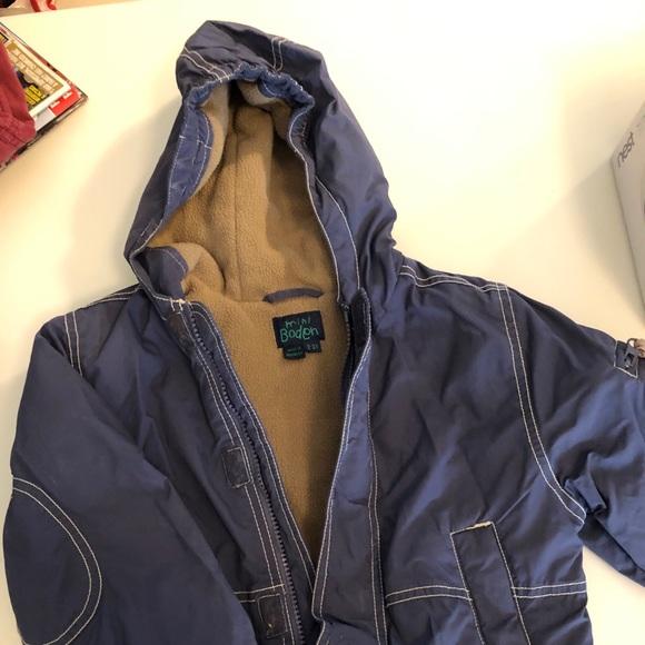 4c75583dc Mini Boden Jackets & Coats | Boys Anorak Hooded Coat 23 Years | Poshmark